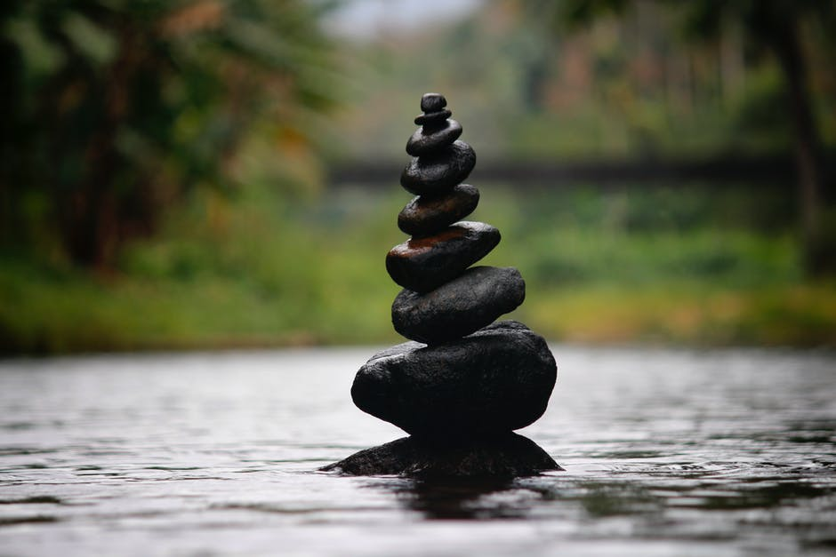 How to Rebalance Your Life
